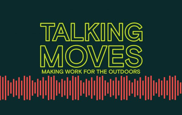 Talking Moves Making Work for the Outdoors title