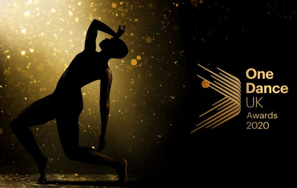 One Dance UK Awards logo with dancer in silhouette