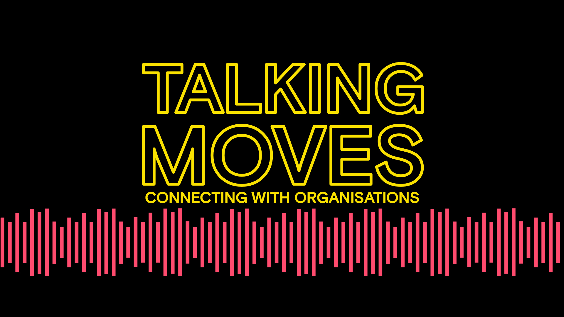 Connecting with organisations title