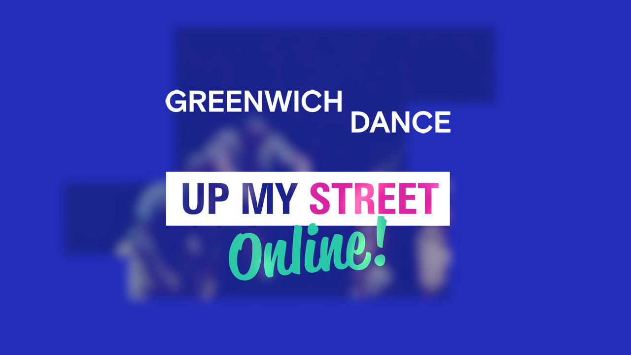 Up My Street Online title text