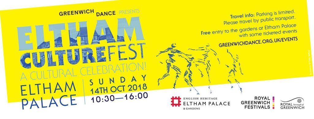 Eltham Culturefest Logo