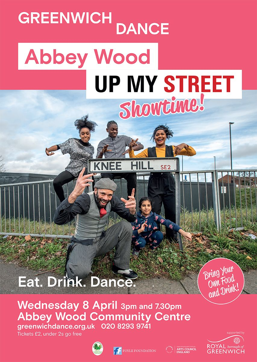 Up My Street poster