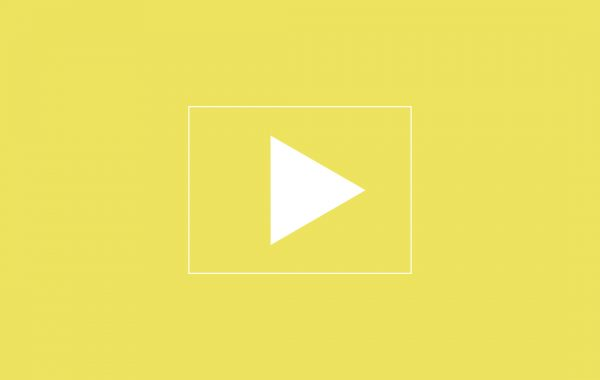 What to Watch play button yellow