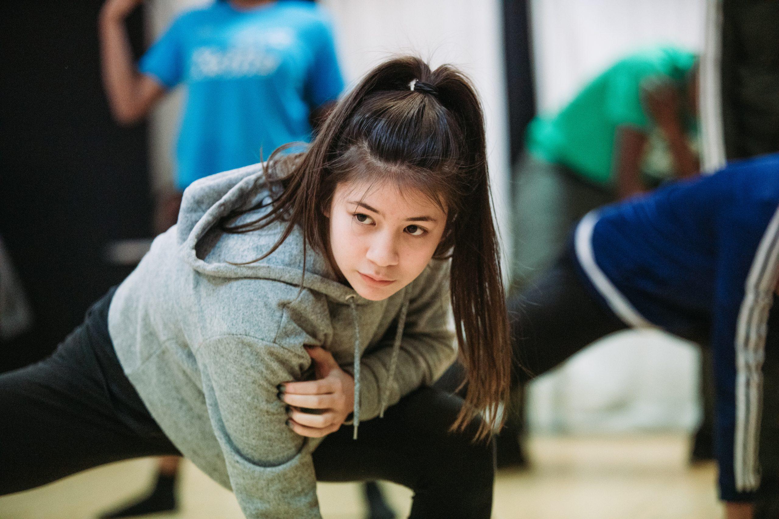 Life Beyond Lotus - Mary, dancing at a Lotus workshop